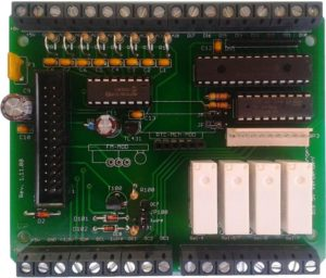 Raspberry Pi IO Board Hubo Maxi Rev. 1.11