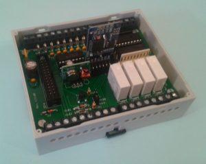 Hubo Maxi 1.11 mit RTC DS3231 und 433MHz Transmitter